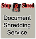 Stop and Shred